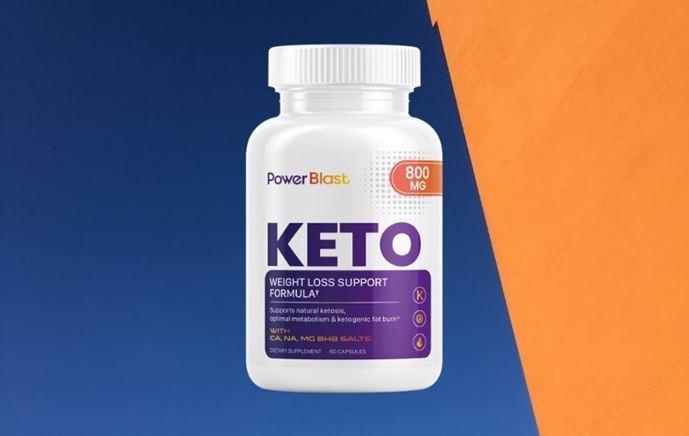 Power Blast Keto